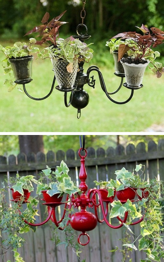 10 Innovative Easy DIY Garden Low Budget Ideas - Genmice