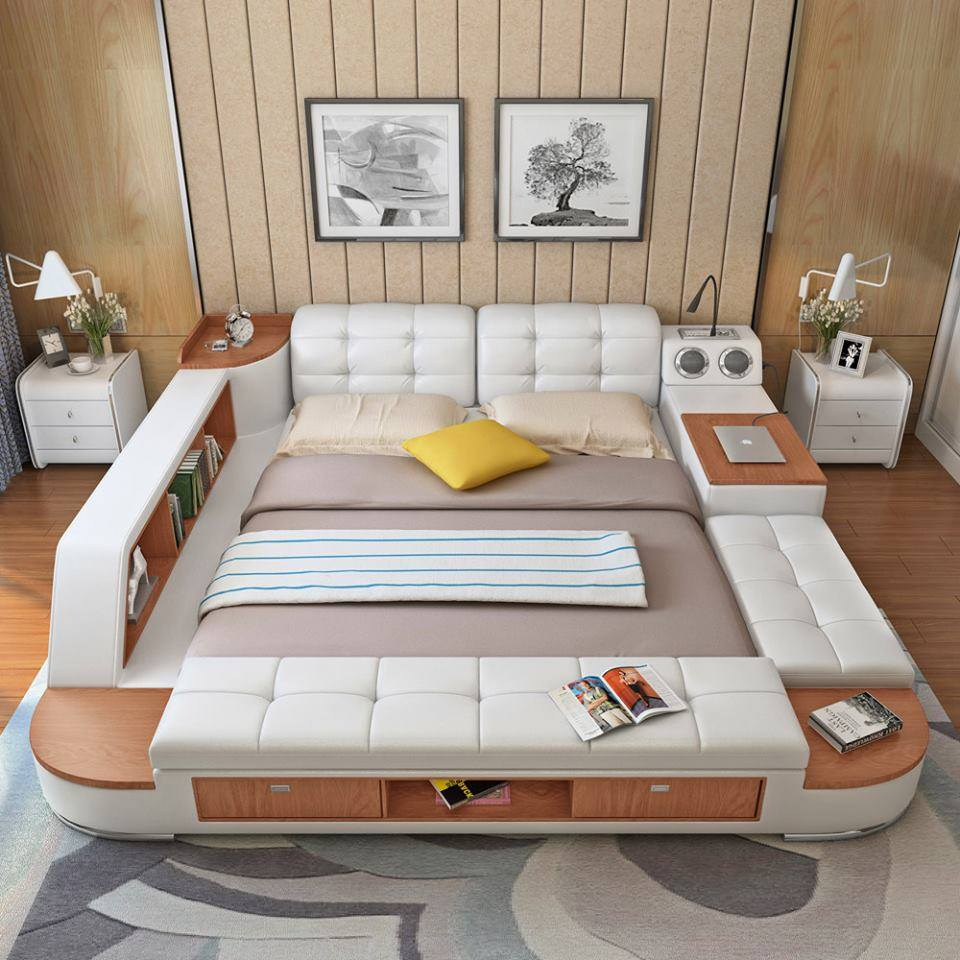 #2 Awesome Bed Design For Bedroom