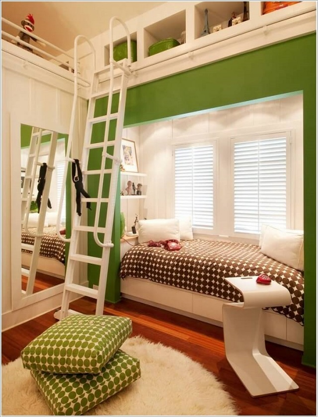 11 Awesome And Clever Kids Room Storage Ideas Genmice