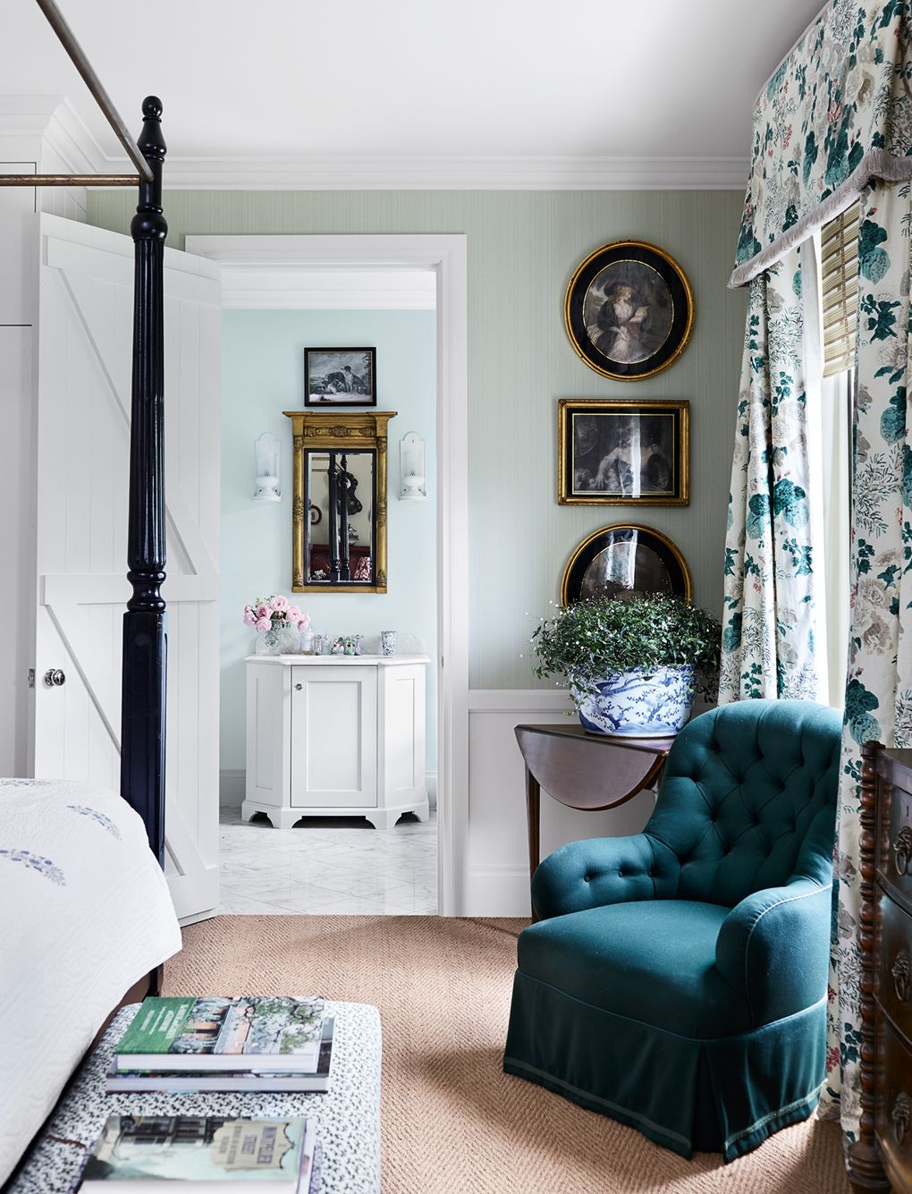 12 An Australian Home Packed With English Country House Style - Genmice