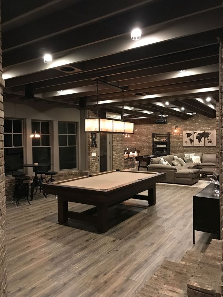 15 Awesome unfinished basement ideas - Genmice