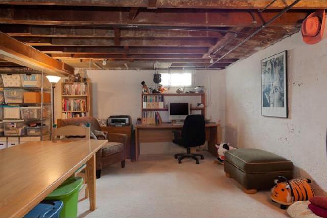 fresh unfinished basement office ideas uv03 roccommunity rh roccommunitysummit org