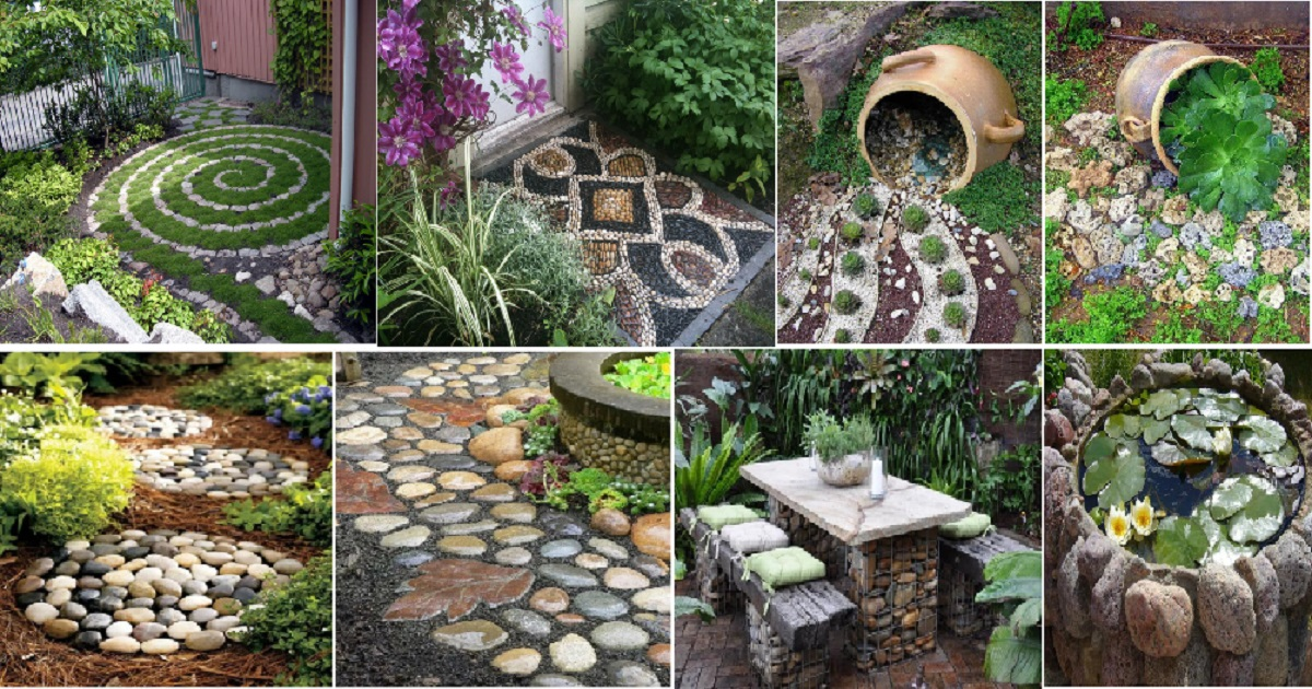 10 Best Ideas To Enhance Rocks In Your Garden Areas Genmice