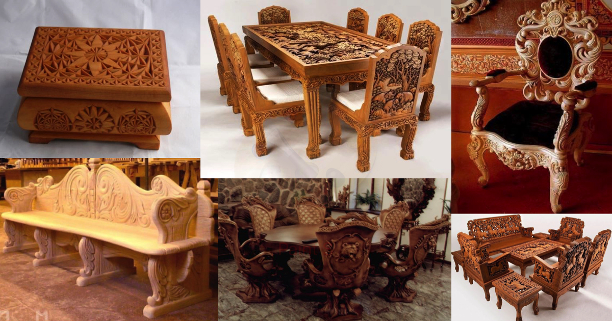 15 Handmade Wooden Furniture Ideas Which Will Mesmerize