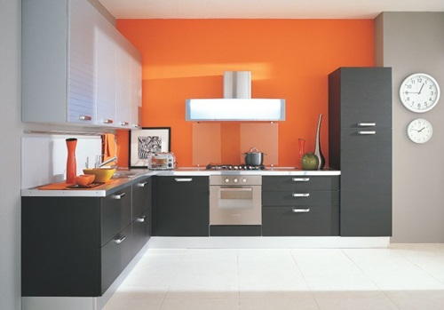 15 Modern Small Kitchen Designs To Look Your Home Stunning! - Genmice