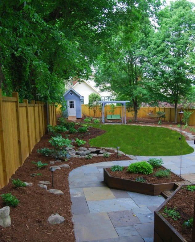 #13 Perfect Garden Area