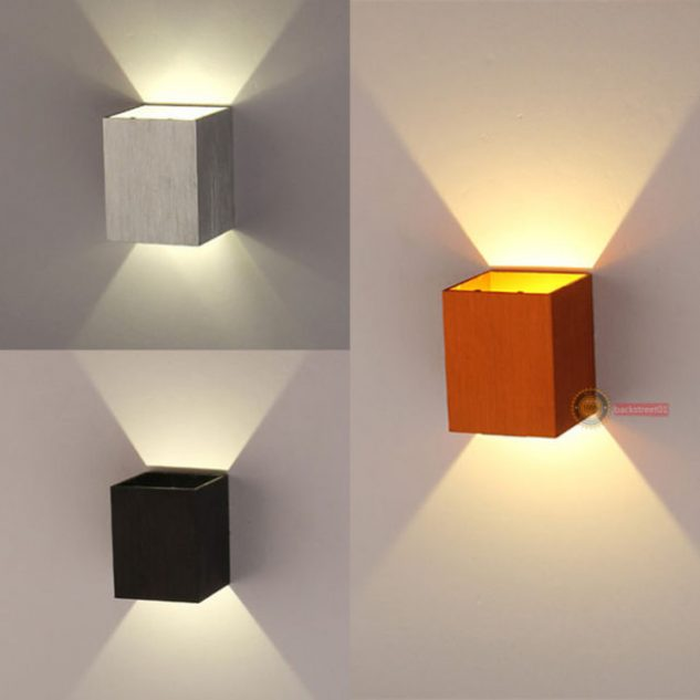 #11 Different Colours Box LED Lights