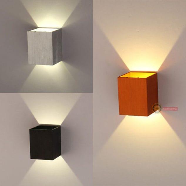 #11 Different Colours Box LED Lights