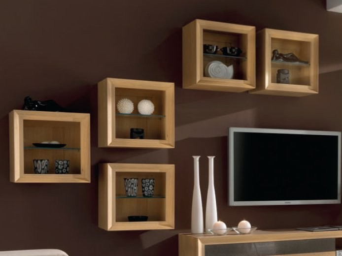 15 Wall Cabinet Design Ideas For Your
