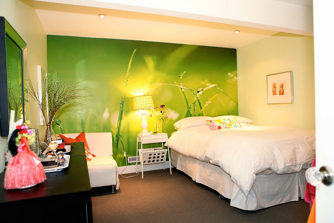 20 Awesome bedroom wallpaper ideas for your house - Genmice