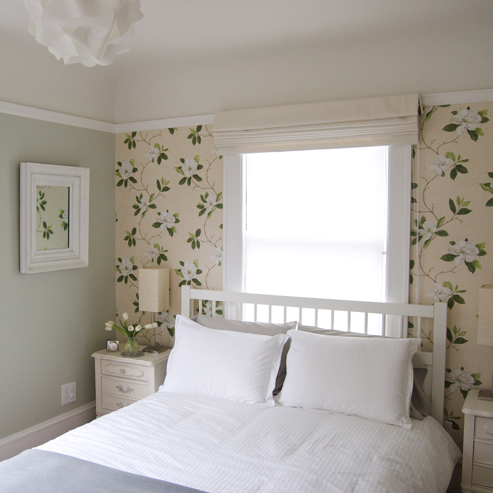 20 Sanderson Wallpaper Sweet Bay