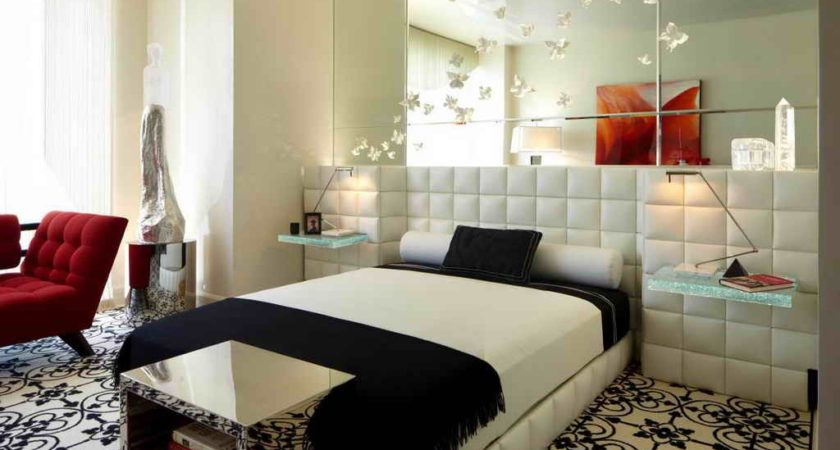 Charmant #9 LARGE MIRRORS BEDROOMS DECORATING IDEAS BEDROOM