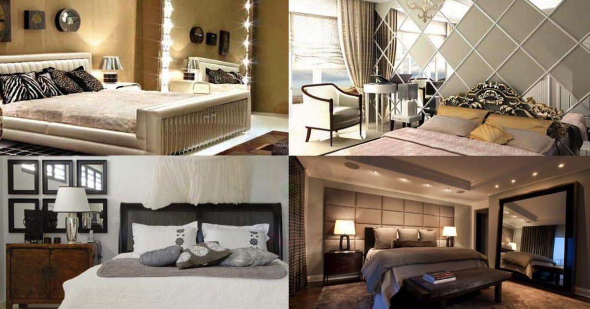 20 classy mirror ideas for bedroom  genmice