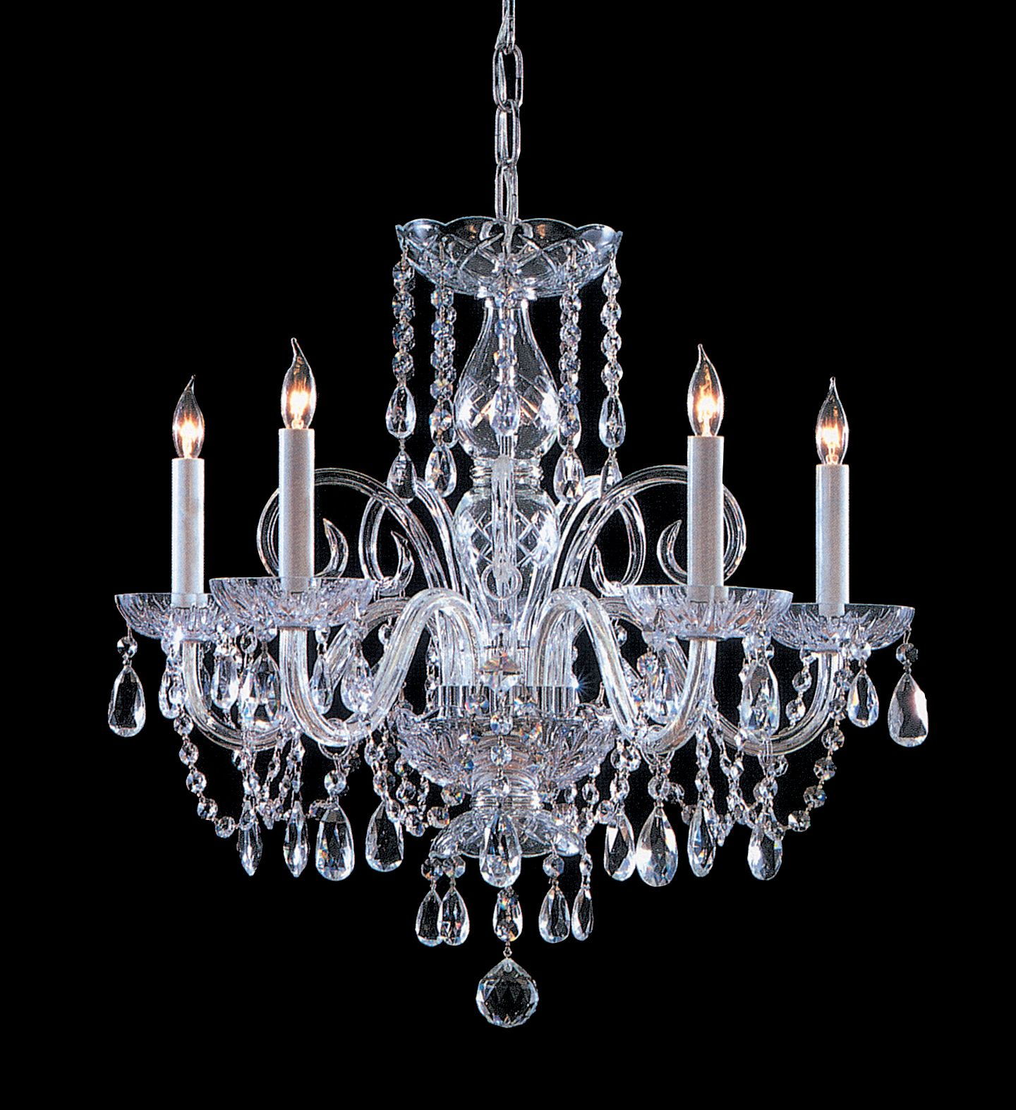 20 contemporary crystal chandelier for ceiling light genmice the fake candles chandelier arubaitofo Images