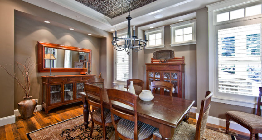 #15 BEAVER LAKE RETREAT DESIGN GUILD HOMES TRADITIONAL DINING ROOM