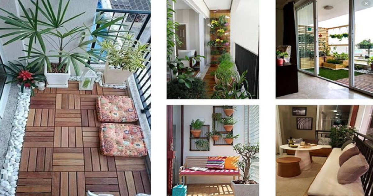 Amazing Ideas For Your Balcony That Will Give A Spectacular Touch ...