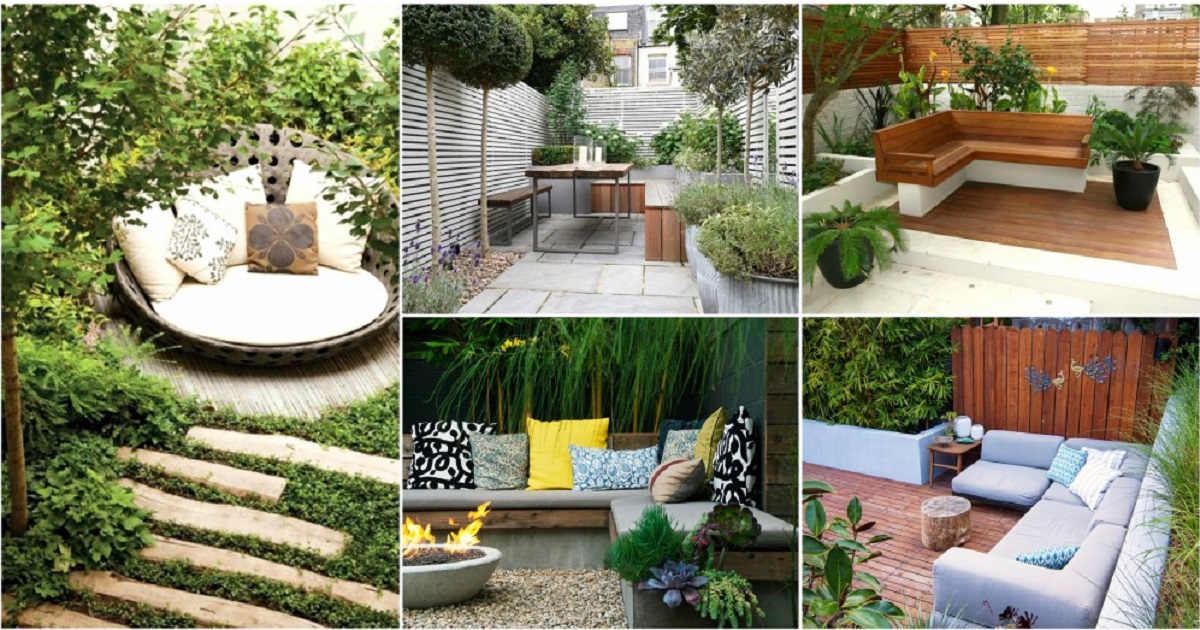 Amazing Small Backyard Ideas And Tricks That Are Really ...