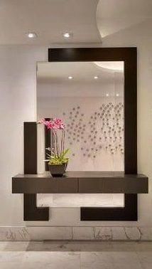 Best interior furniture decorating ideas that will amaze you genmice - Recibidores de casas modernas ...