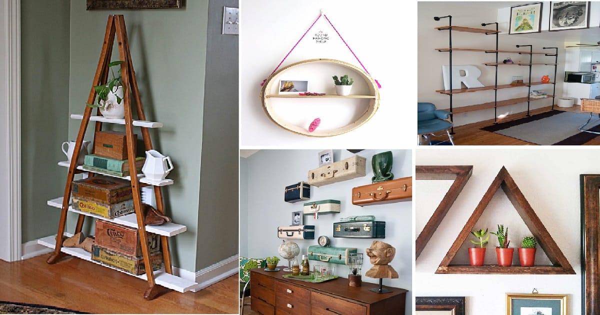 Mesmerizing DIY Shelves For Your Interior Decor Ideas ... - photo#2