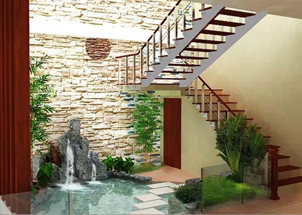 15 Modern Look Of Under Stair Garden Ideas Genmice