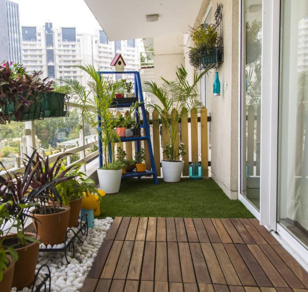 Most Amazing And Beautiful Balcony Garden Ideas For You Genmice