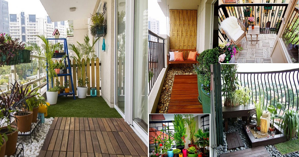 Most Amazing And Beautiful Balcony Garden Ideas For You ...