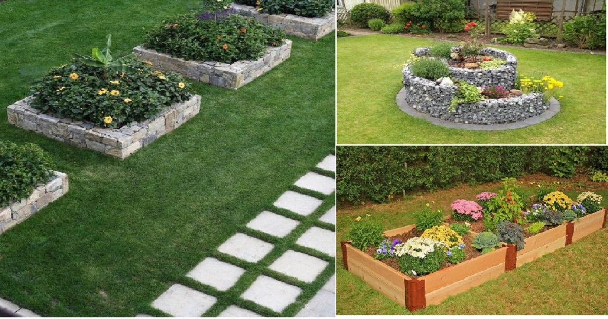 Most Amazing And Beautiful Raised Garden Bed Ideas For ...