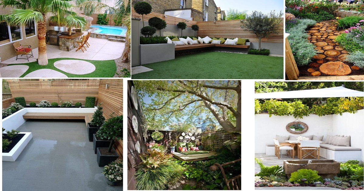 Most Amazing And Creative Small Backyard Ideas That You ...