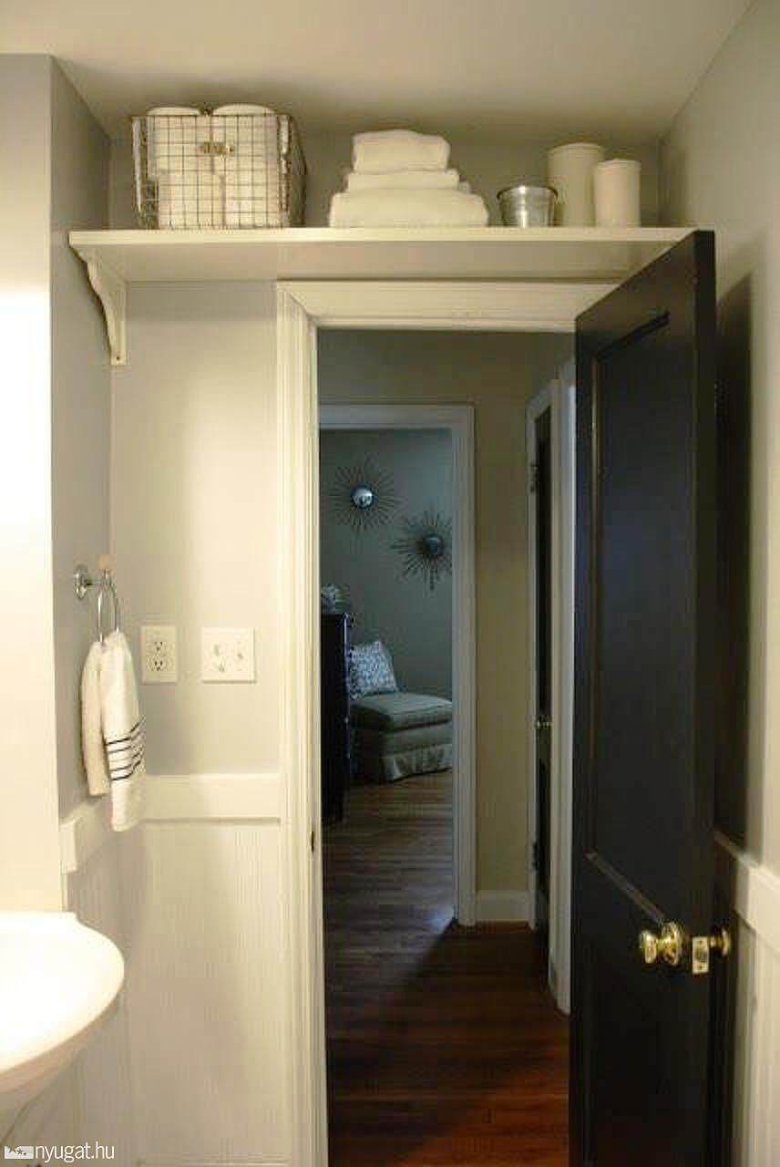 Ideas For Bathroom Storage