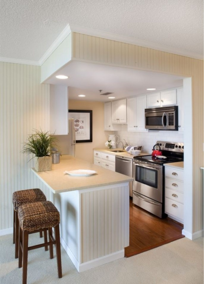 Most Amazing Small Kitchen Designs Ideas With Modern Look ...