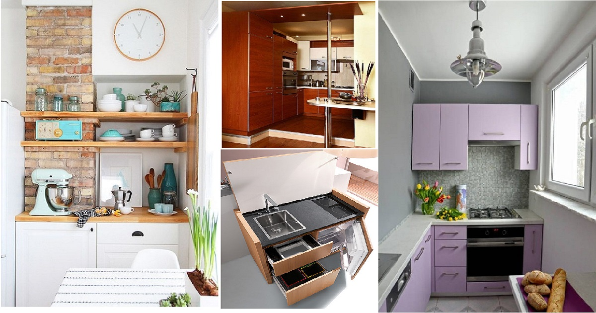 most amazing small kitchen designs ideas with modern look