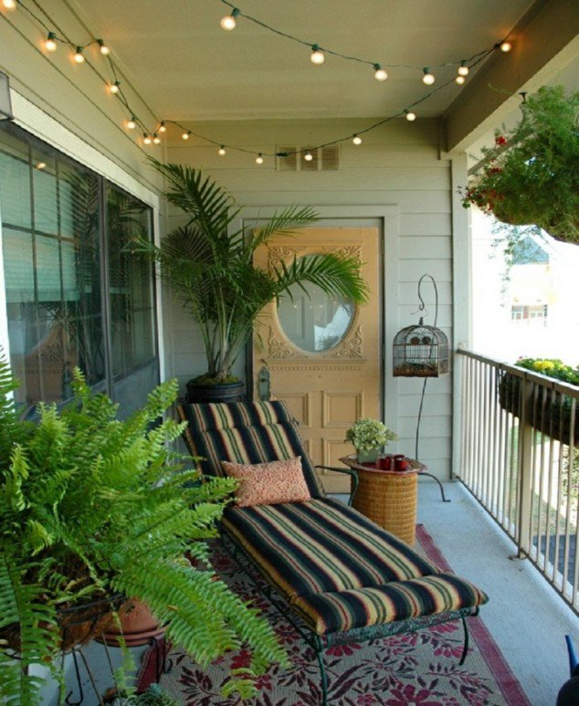 Home Garden Design Ideas India: Most Awesome Balcony Garden Ideas That You Will Love It
