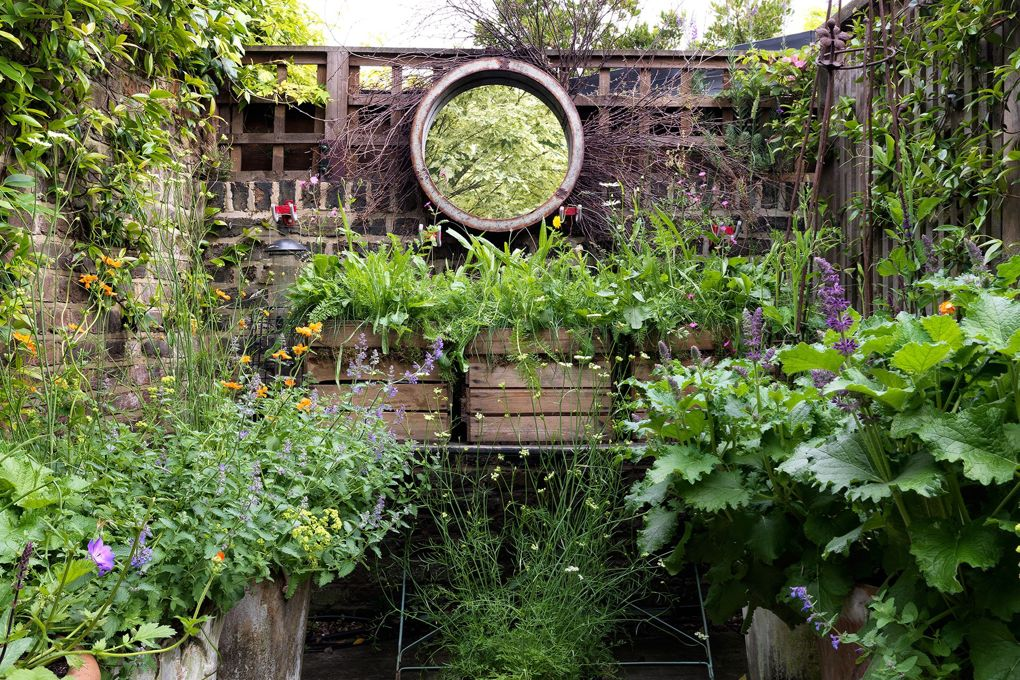 Most Beautiful And Rustic Garden Ideas That Will Surely