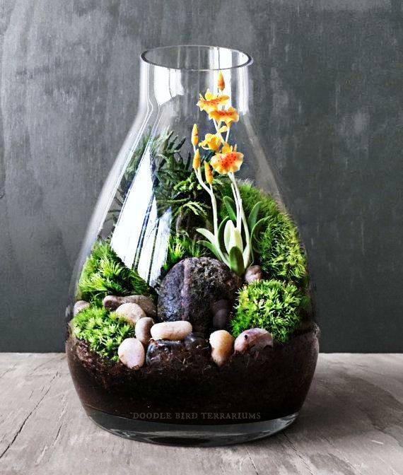 Most Beautiful Succulent Terrarium Ideas For Your Indoor