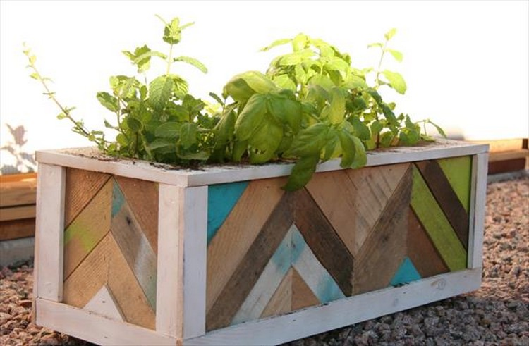 Most Creative Pallet Planter Garden Ideas For Your Garden
