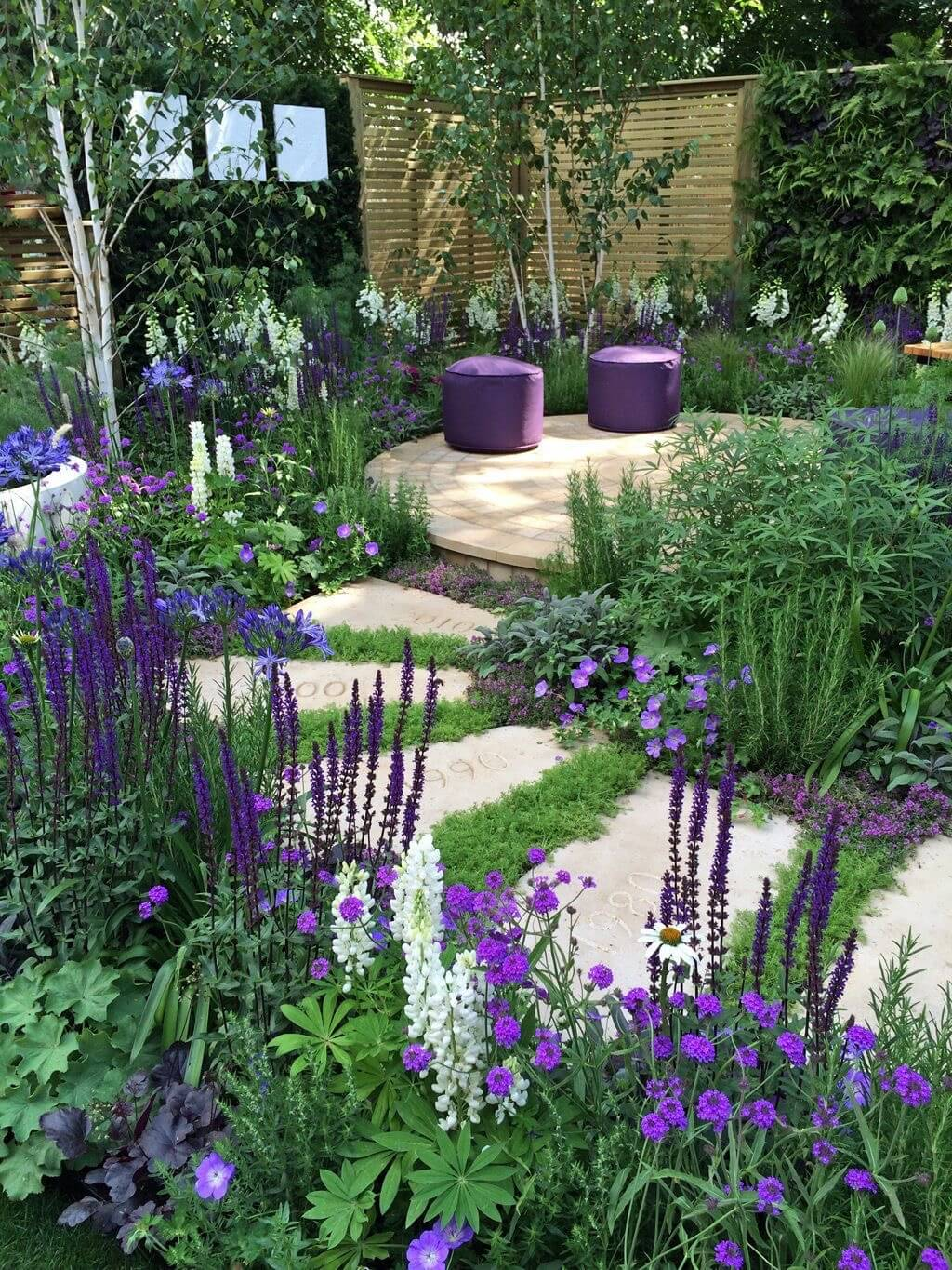 Well This One Is Too Different From The Rest Of The Ideas, Which Is Giving  A Rustic Greenery Ideas For The Pathway Look. And Is Truly Amazing For The  Garden ...