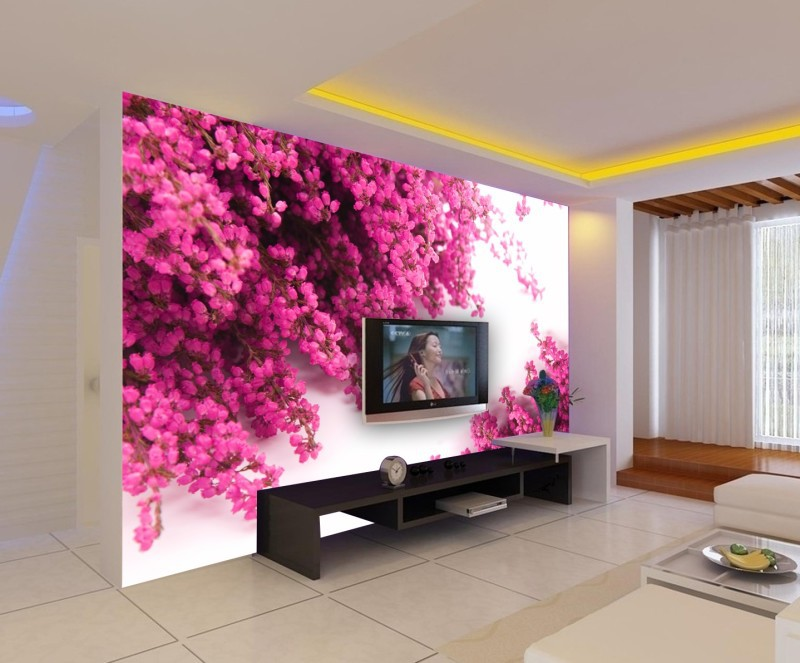 Stunning 3d Wallpaper For TV Wall Units That Are Amazing - Genmice