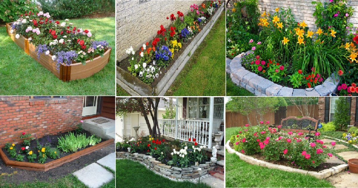 Take A Look At These Impressive Small Flower Garden Ideas   Genmice