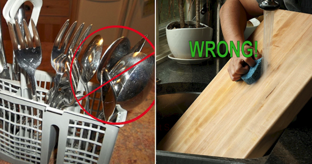 10 Ways Youve Been Cleaning Your Kitchen Wrong All Along Genmice