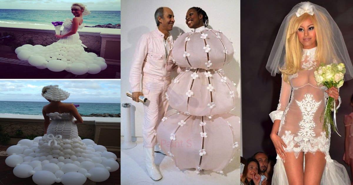 Terrible Wedding Dress