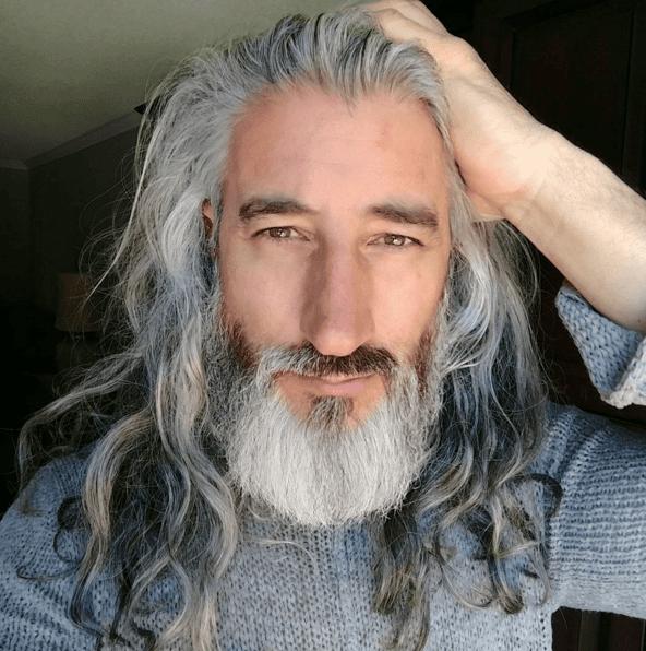 Attractive 50 year old men