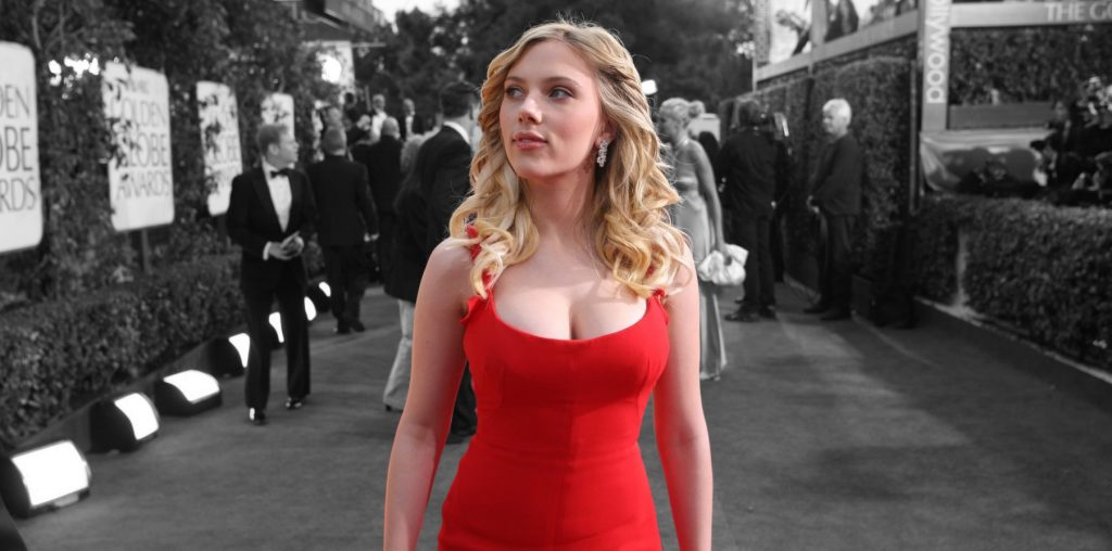 Can recommend scarlett johansson boob touch consider