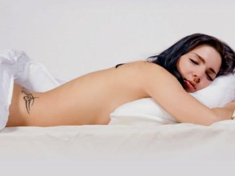 Sleep Without Undergarments