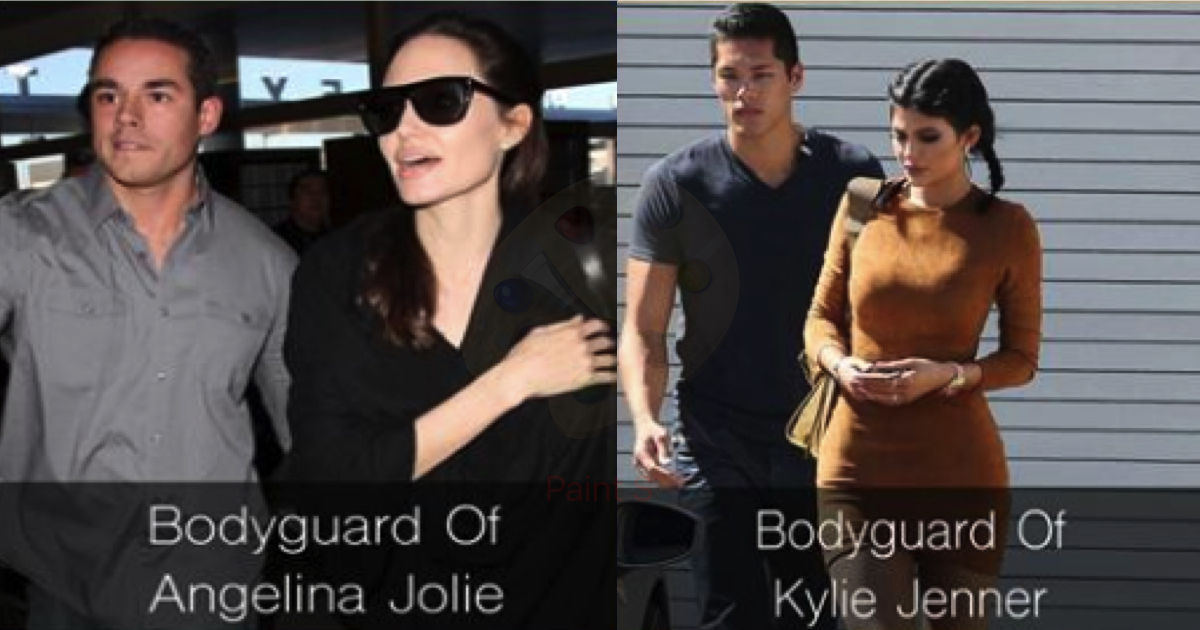 10 Celebrities Bodyguards Who Are More Handsome Than Them ...