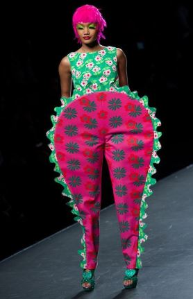10 Weird And Crazy Runway Fashion That Only Insane People