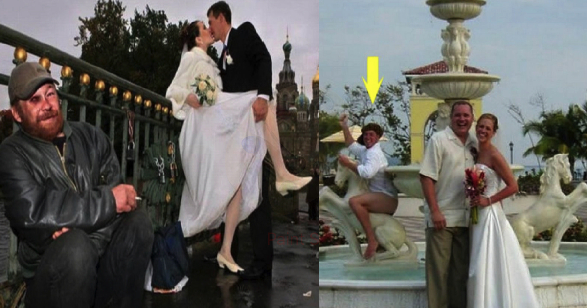 On Your Wedding Day By Unknown: 9 Epic Wedding Fails Photos Which Will Make Your Day
