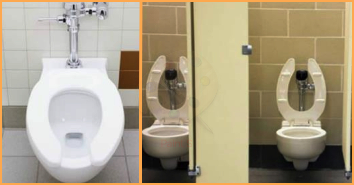 Know Why The Public Toilet Seats Are Usually U Shaped Genmice